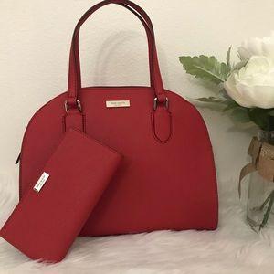 Kate Spade Bag wallet set